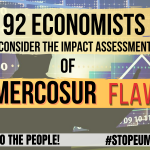 Open Letter regarding the economic impacts of the EU-Mercosur agreement